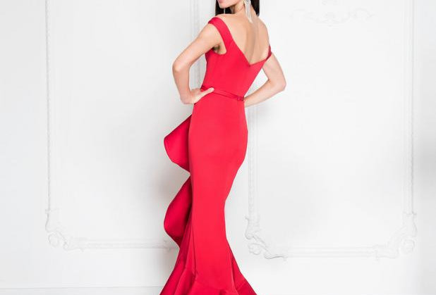 Reception gown Gown no 37