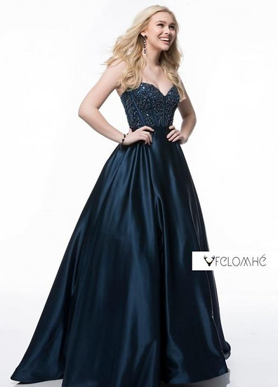 Night Queen Collection Gown no 1