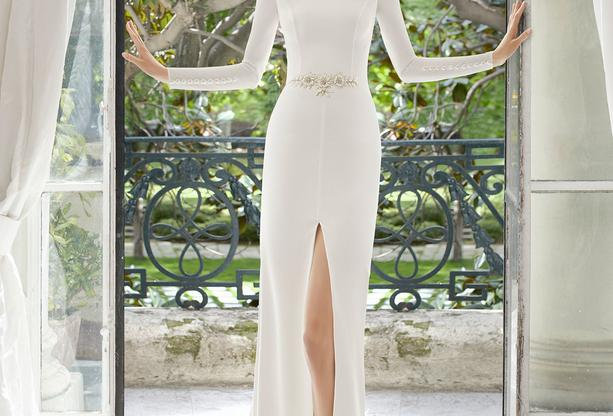 Bejewelled collection Gown no 2