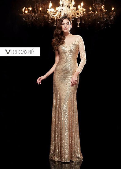 Night Queen Collection Gown no 19