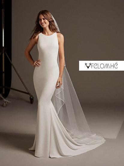 Tesina collection Gown no 6