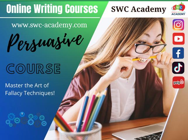 Persuasive Course