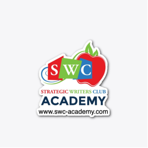 SWC Academy Die Cut Sticker