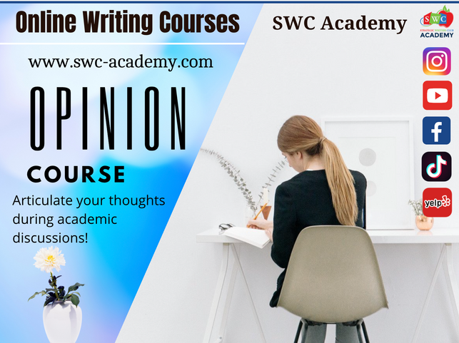Opinion Course