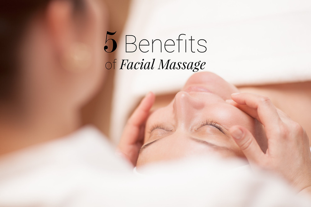 Everyone knows that a full body massage has amazing effects on your mind and body - but what about a facial massage. A facial massage gives your facial muscles a workout, helps relieve tension, increases circulation, gives you a natural facelift and will help your skincare products sink into your skin.