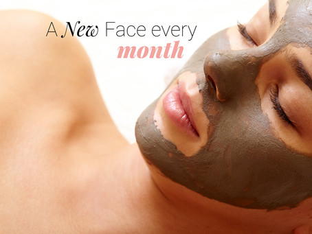 A New Face Every Month
