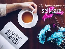 Make Self-Care A Priority in 2020