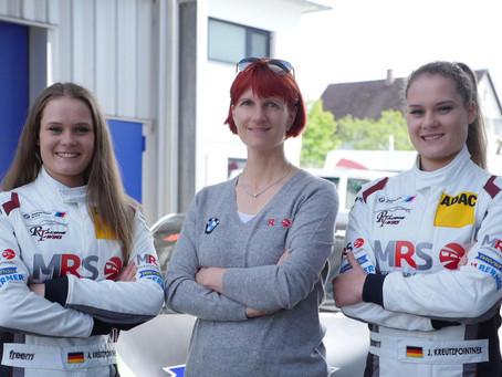 MRS mit erstem Fahrerduo in der ADAC GT4 Germany