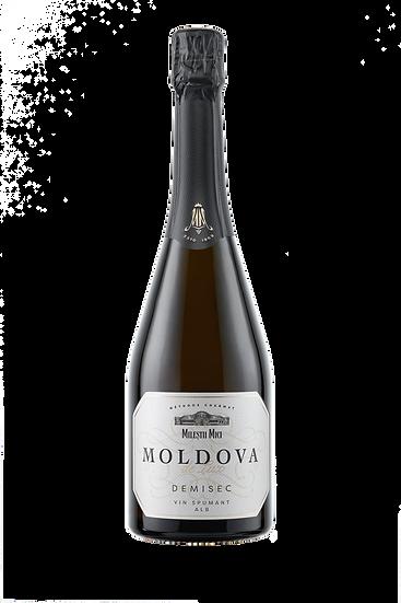 Moldova de Lux Demisec Sparkling Milestii Mici