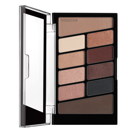 TBN: Affordable Makeup Edition- Wet n Wild Color Icon Review