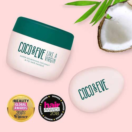 TBN: Super-Hyped Products Edition- Coco & Eve Super Nourishing Coconut & Fig Masque Review