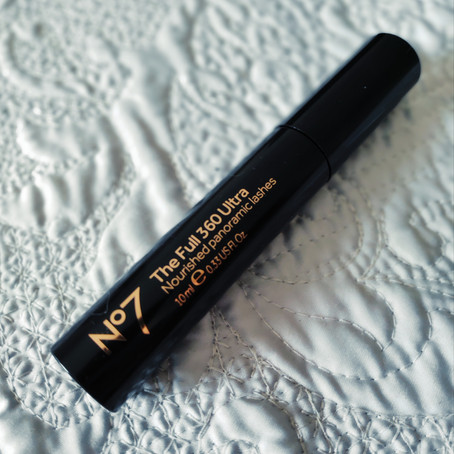 TBN: Mascara Edition- No7 Full 360 Ultra Review