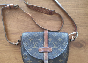 TBN: The Bag Edition- How I Restore My Vintage Finds
