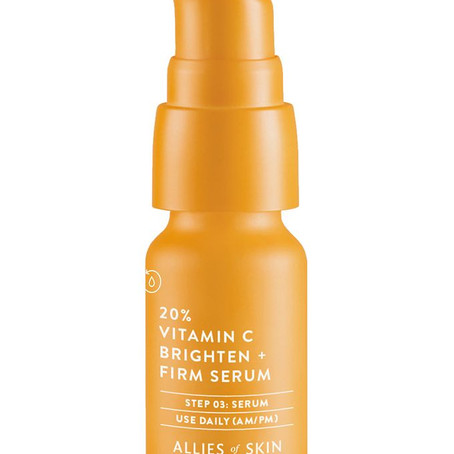 TBN: Skincare Heroes Edition- Allies of Skin Vitamin C Serum Review