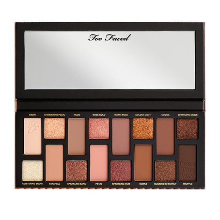 TBN: Neutral Makeup Edition- Too Faced Natural Nudes Palette Review