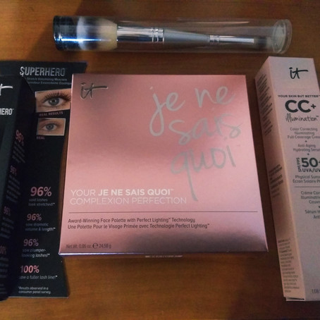 TBN: Super Hyped Products Edition-IT Cosmetics Review