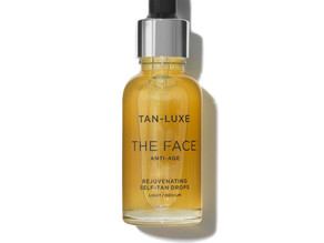 TBN: Face Tan Edition: Tan-Luxe Anti-Age Tan Drops Review