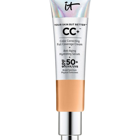 TBN: Cult Products Edition- It Cosmetics CC Cream Review