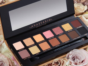 TBN: Legendary Products Edition-Anastasia Beverly Hills Soft Glam Palette Review