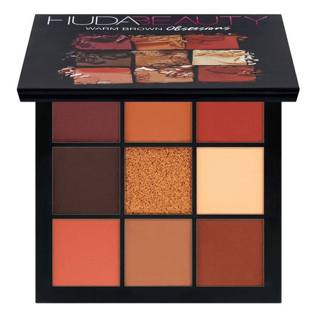 TBN- Eyeshadow Palette Edition- Huda Beauty Warm Browns Obsessions Palette Review