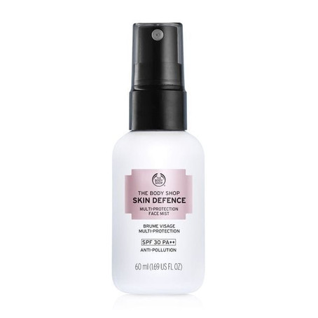 TBN: Skin Protectors Edition- The Body Shop Skin Defence Mist Review