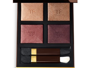 TBN: Eyeshadow Legends Edition- Tom Ford Honeymoon Eye Quad Review