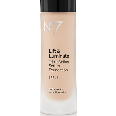 TBN: Natural Skin Edition- No7 Lift & Luminate Review