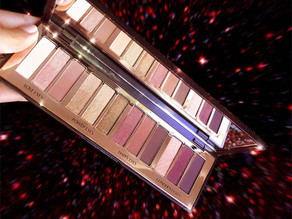 TBN: Charlotte Tilbury Edition- Stars In Your Eyes Palette Review