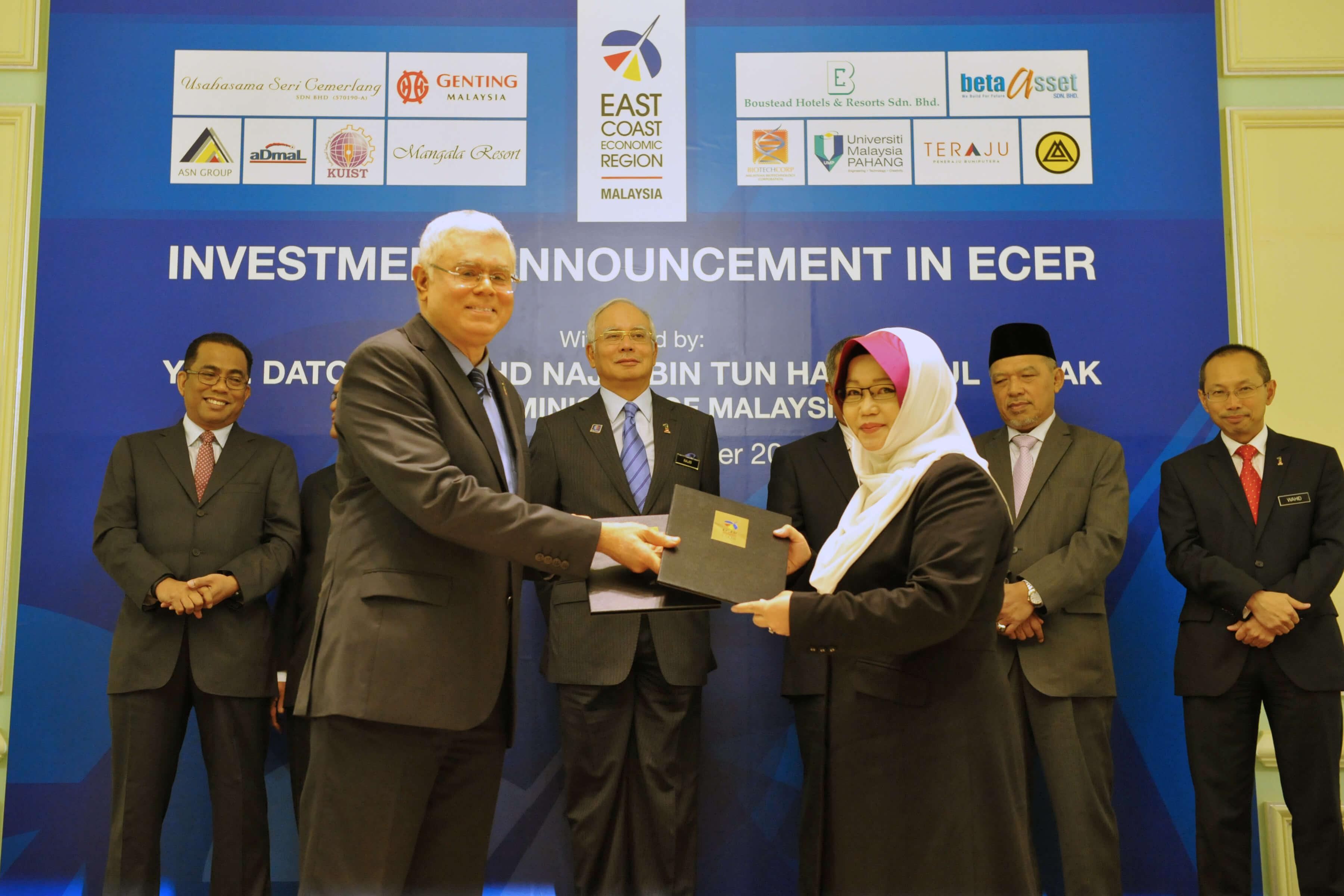 ECER Malaysia Event