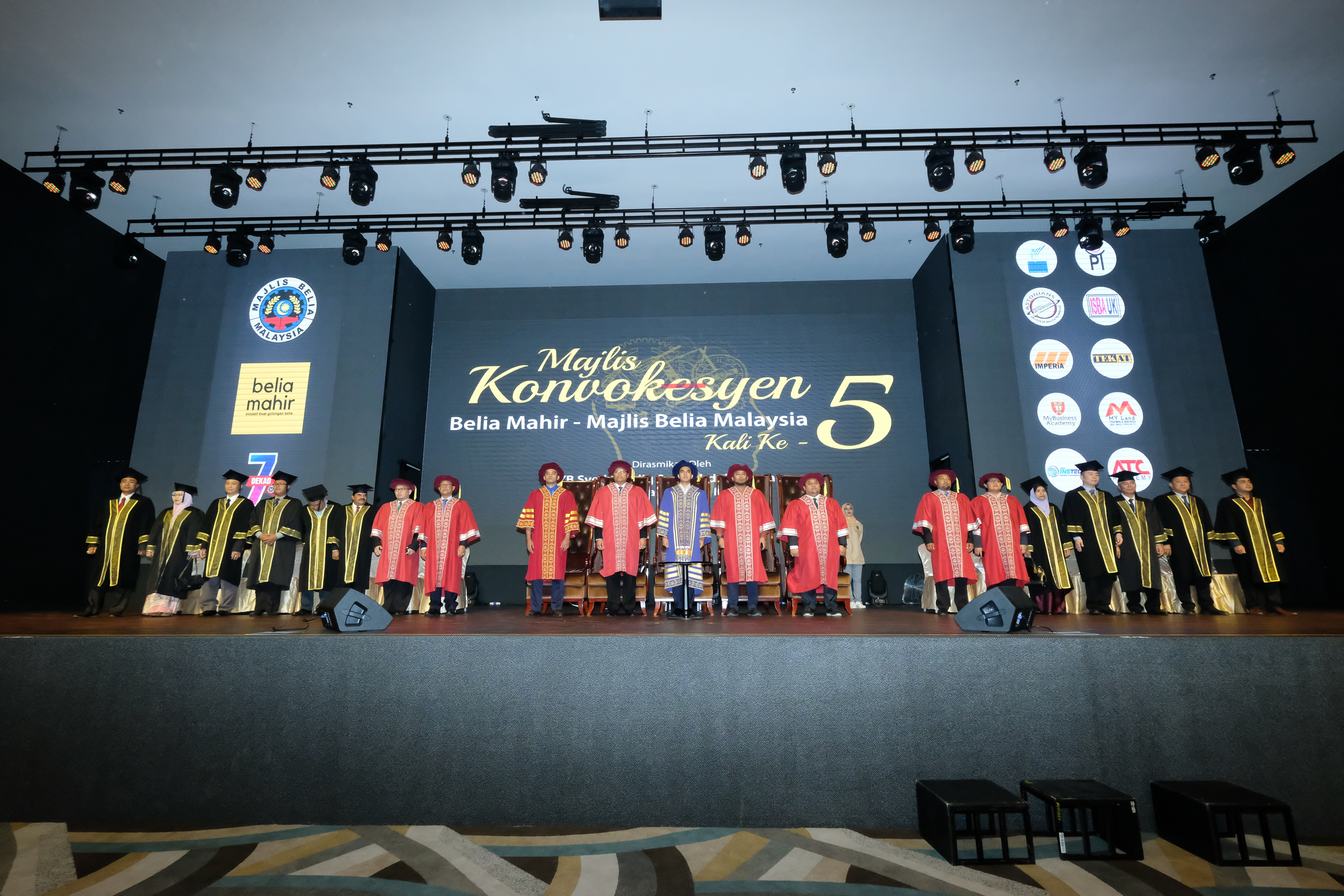 MBM 2018 Convocation