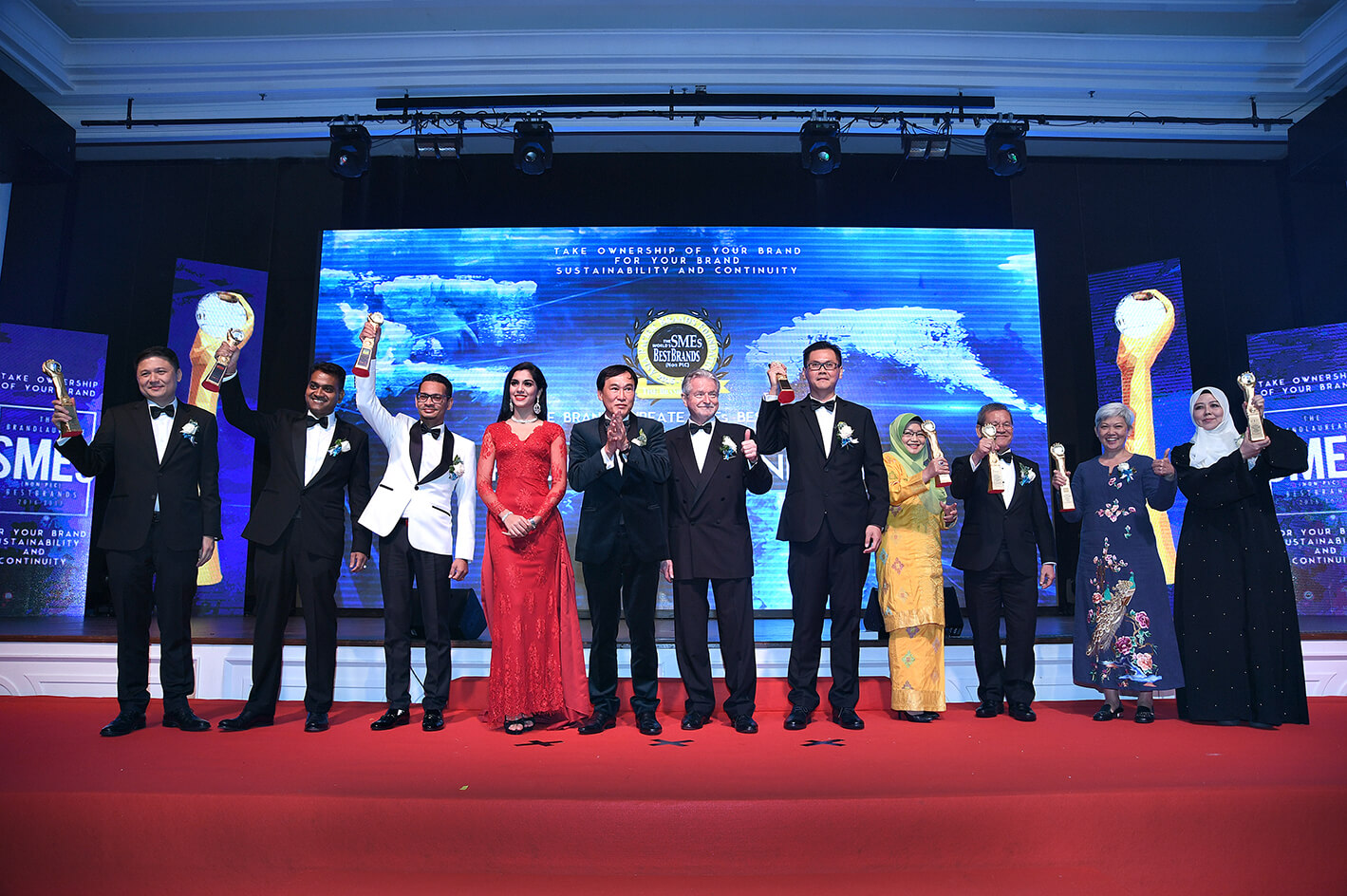 The World's SMEs Best Brand Award