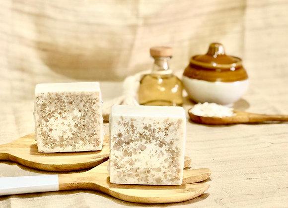 Oats and Honey Soap