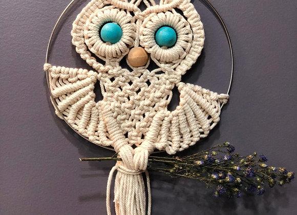 Whitey the Owl