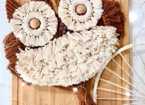Dusty the Owl