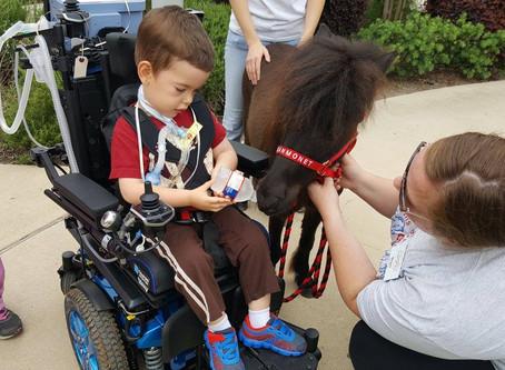 Dell Children's Medical Center visits
