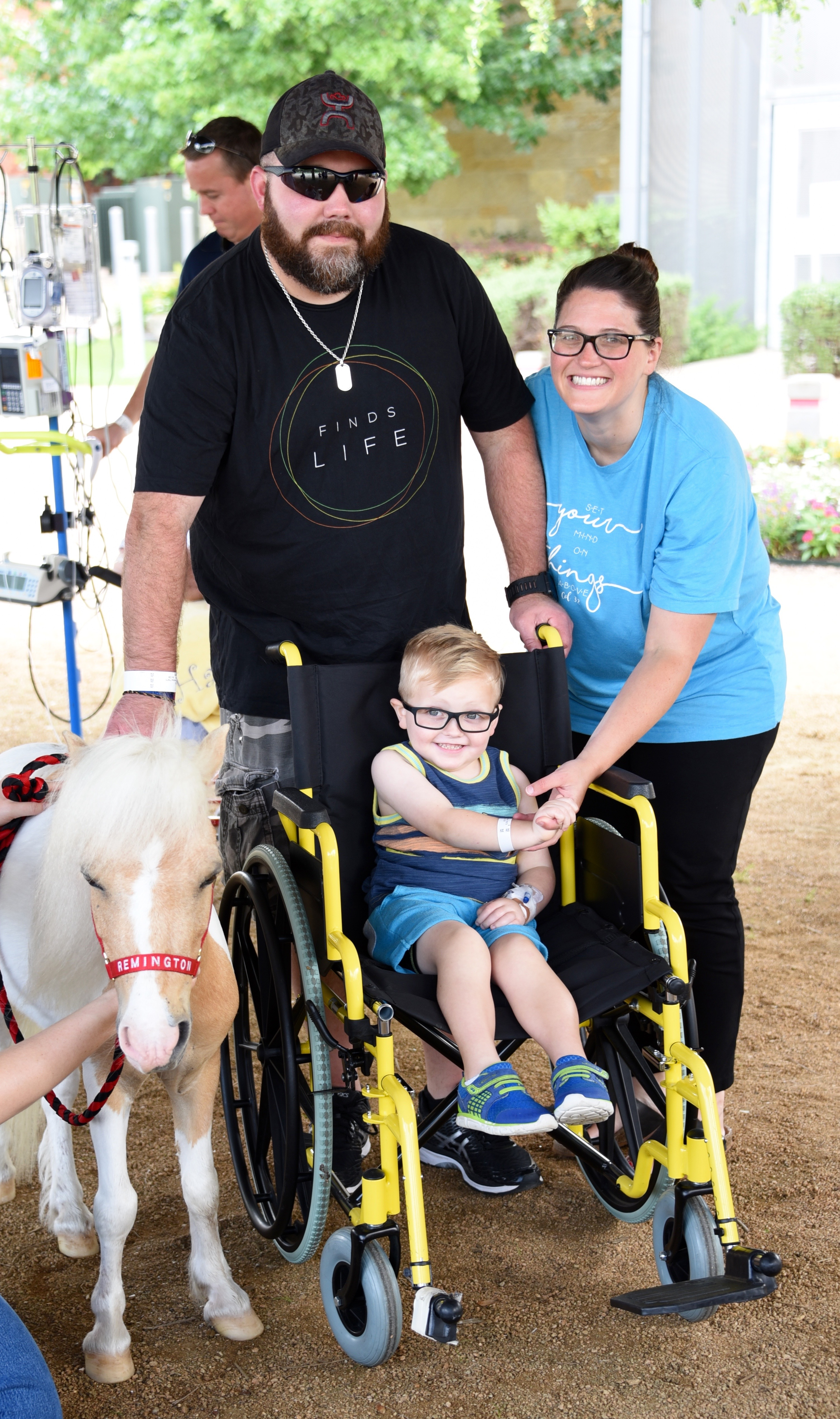 Bring smiles at Dell Children's