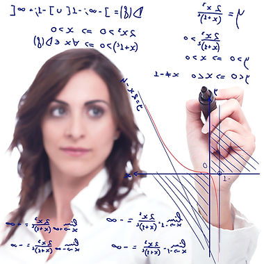 Complicated mathematical function solution