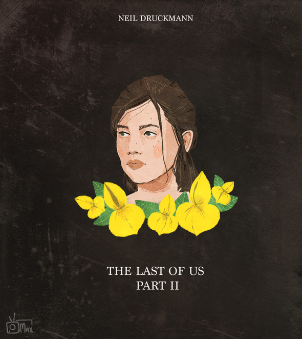 The Last of us Part II Game Poster