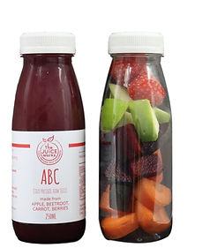 kids coldpressed juice