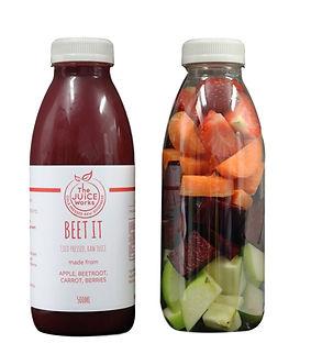 coldpressed juice