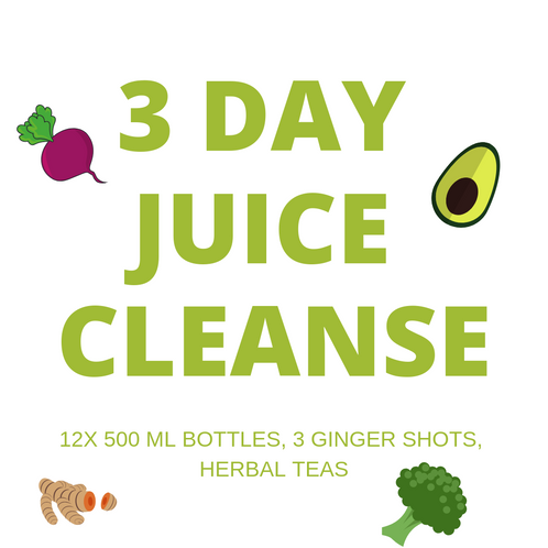 3 day juice cleanse