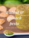 Walnut & Spinach Pesto