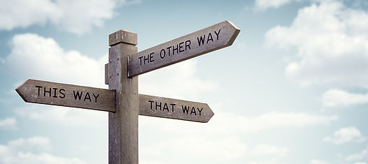 bigstock-Crossroad-signpost-saying-this-