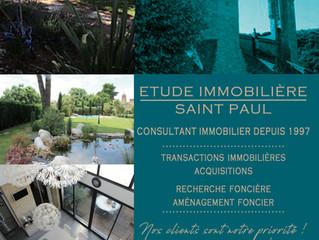 ETUDE IMMOBILIERE SAINT PAUL toutes nos informations et conseils à découvrir dans la 2ème édition Pr