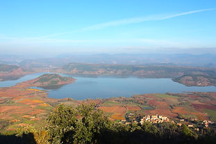 Montagne de Liausson