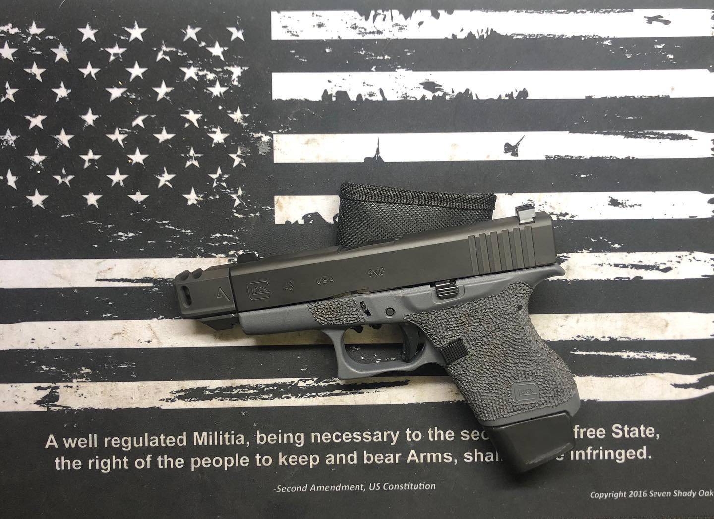 Cerakote and Stipple