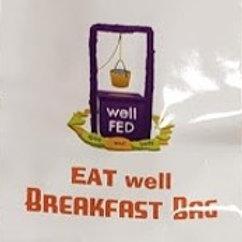 EAT well Breakfast Bags