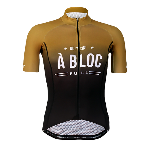 Cycling Jersey - A Bloc - Short Sleeves