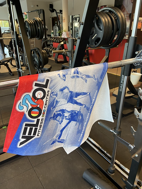 Toalla Velosol Fitness