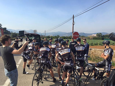 Velosol Cycling Training - Official partner off Verandas Willems Cycling Team